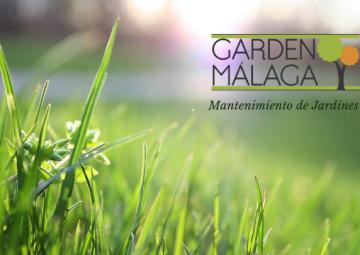 Mantenimiento de jardines en Málaga
